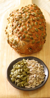 かぼちゃの種×ひまわりの種
